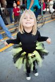 Halloween on Elm bumble bee ballerina