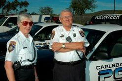 Senior volunteer patrol
