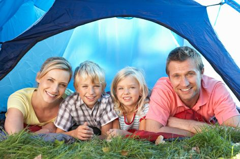 Snores & S'mores family campout