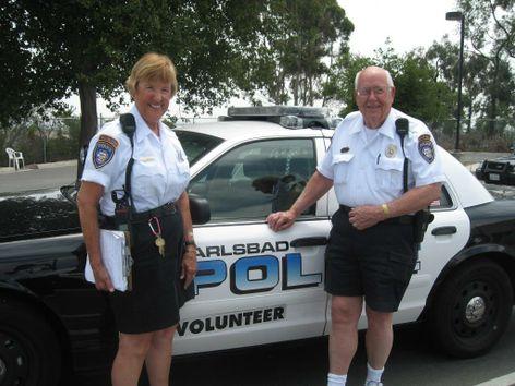Senior patrol