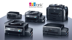 Epson EcoTank All-In-One Supertank Color Printers