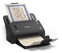 Epson FastFoto FF-640 Scans Documents