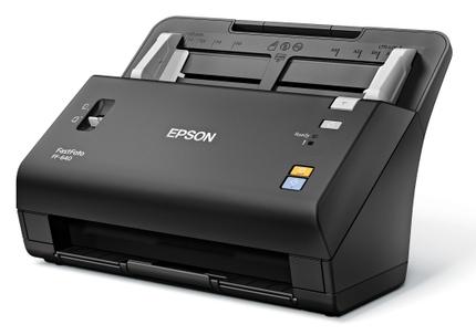 Epson FastFoto FF-640_Left Angle