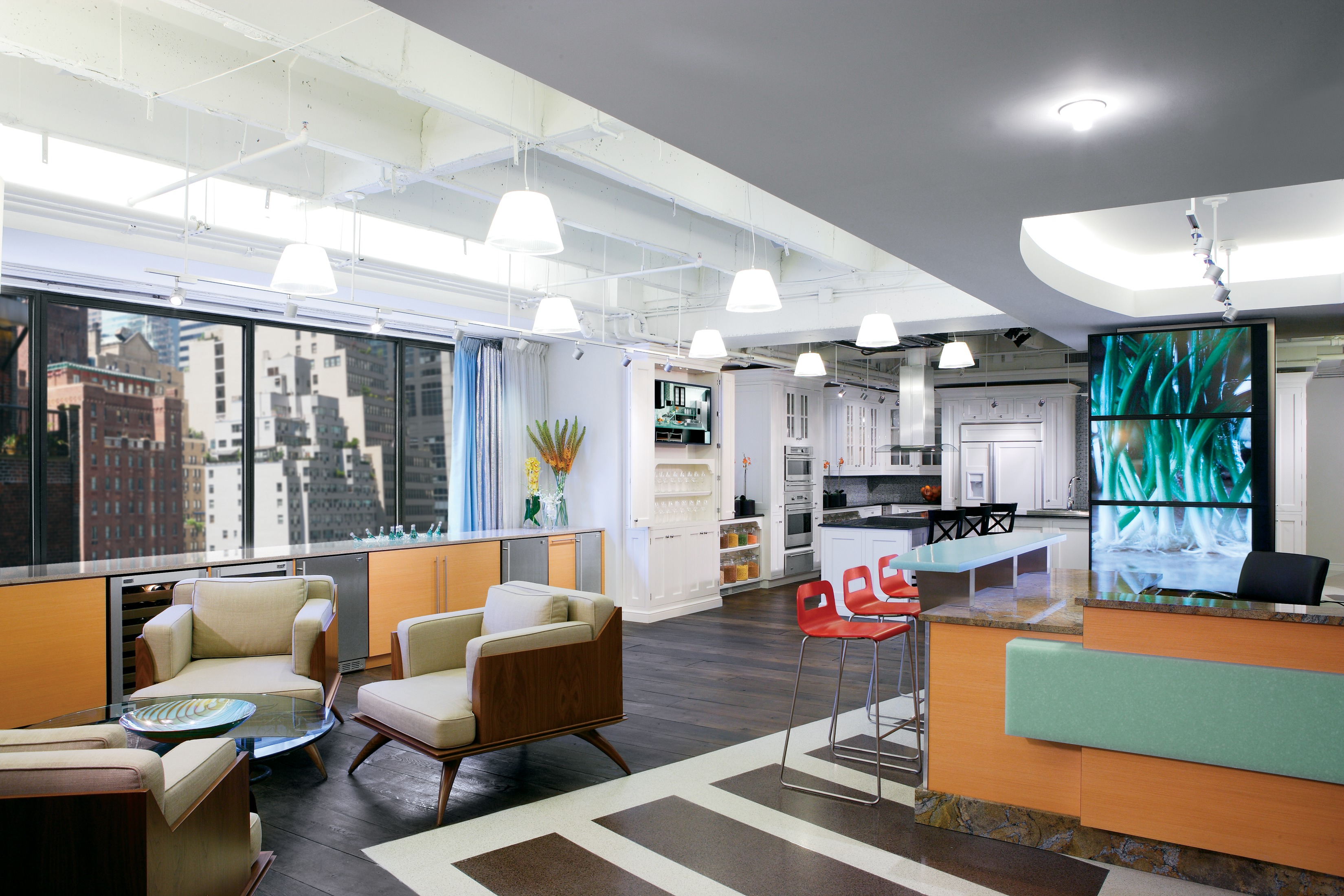 ge monogram u00ae design center to open in chicago u2019s prestigious merchandise mart
