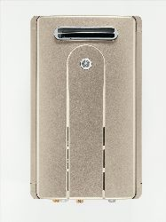 GE® tankless gas water heater