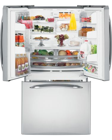 GE Profile™ refrigerator enabled with Brillion™ technology