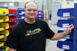 Scott Stout, GeoSpring employee