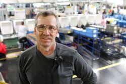 Rod Cundiff, GeoSpring employee