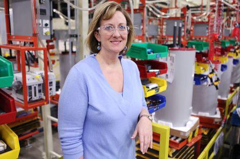Jennifer Bolton, GeoSpring employee