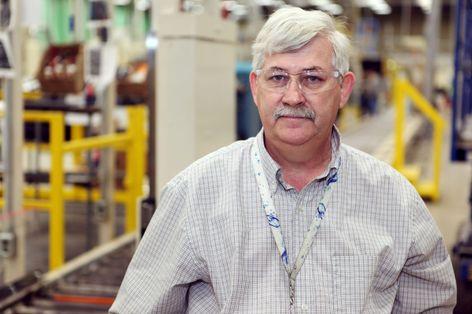 Ken Stone, GeoSpring employee