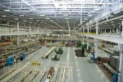 New Refrigeration Factory at GE's Appliance Park