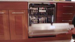 GE Monogram® Dishwasher (Model ZDT870)