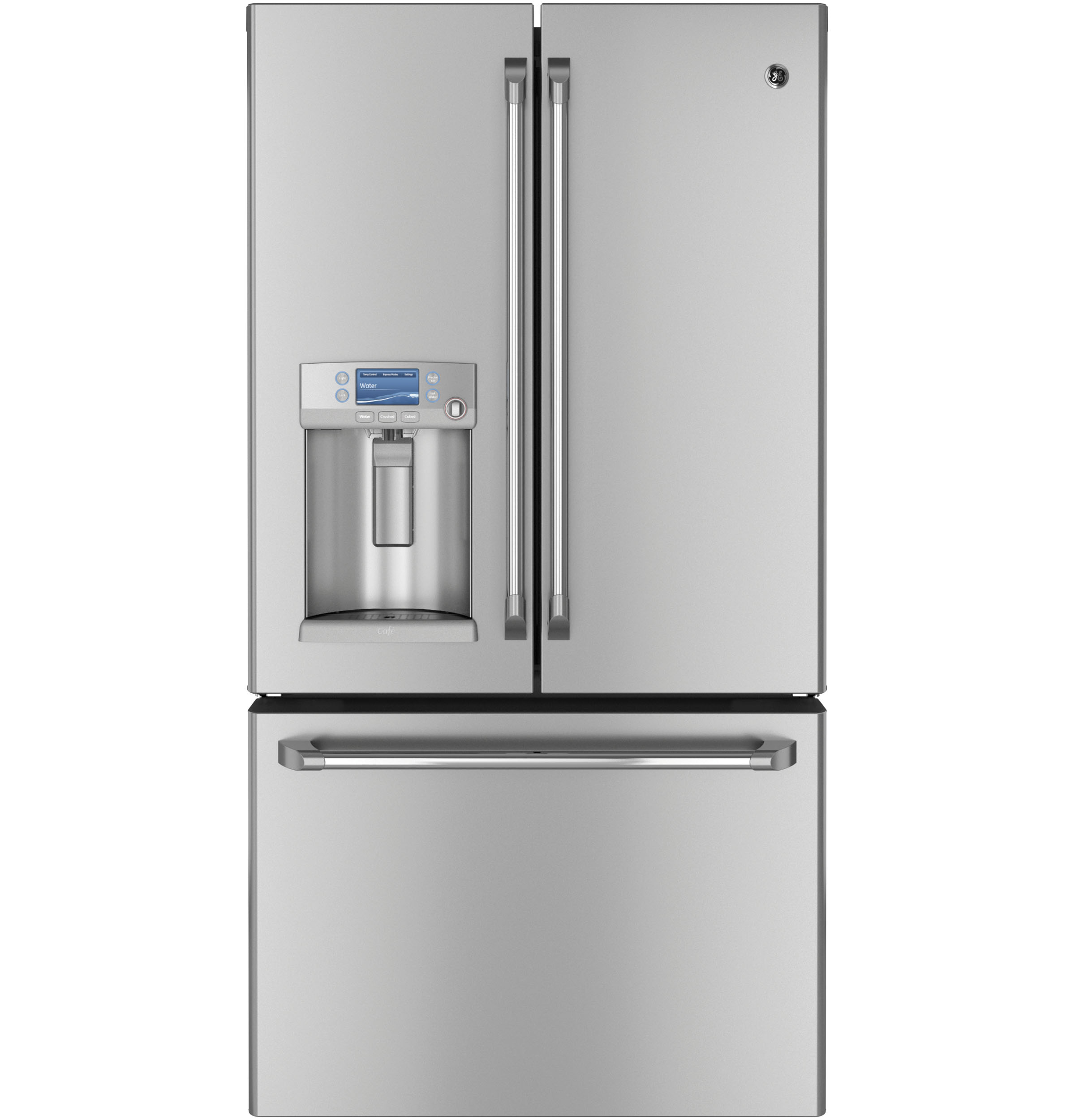 GE Café French Door Refrigerator With ...