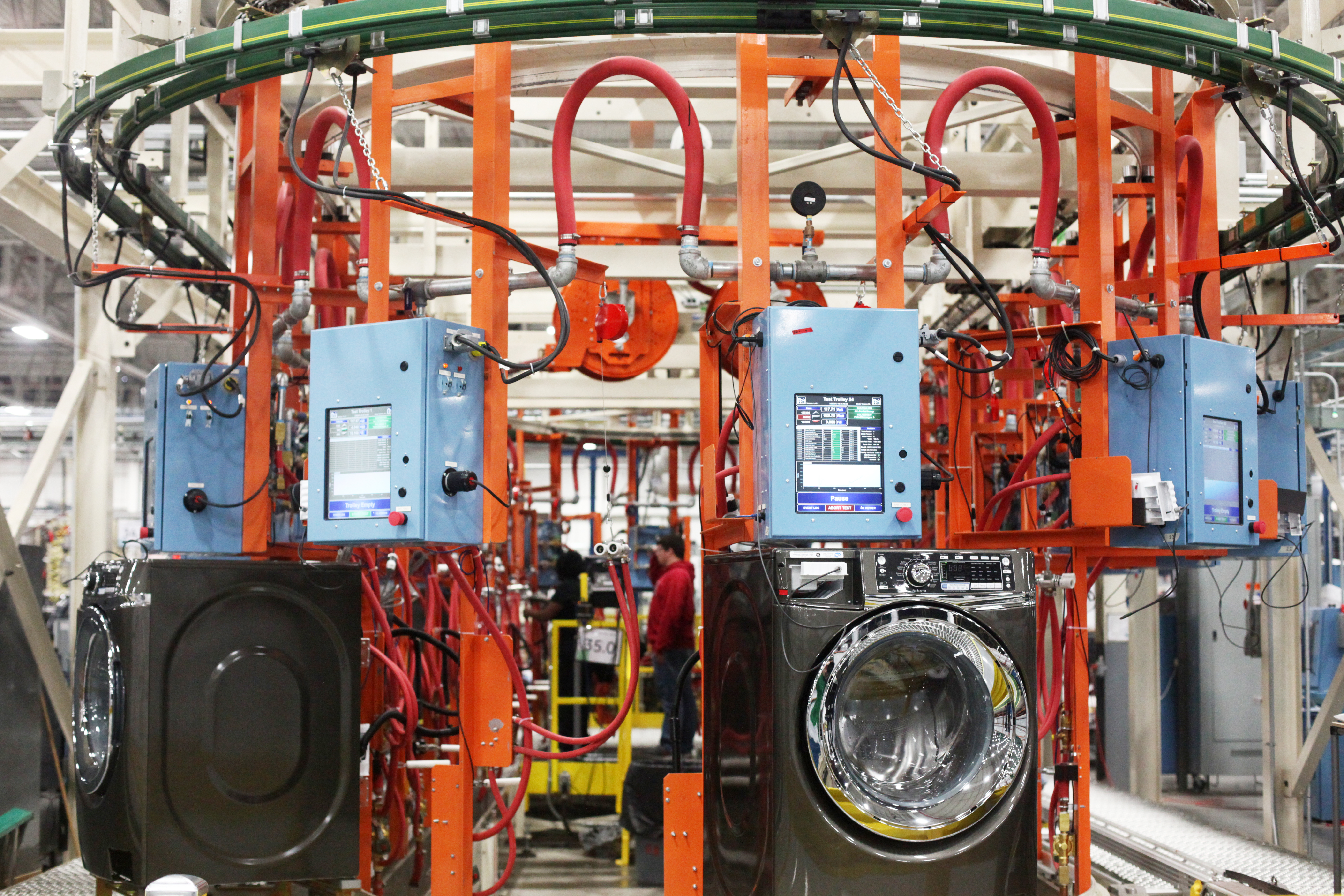 GE Selects Appliance Park for New Washer and Dryer Production ...