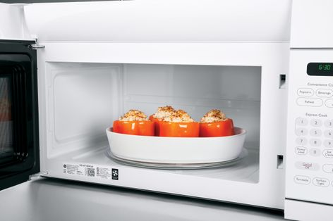 GE Artistry Series over-the-range microwave