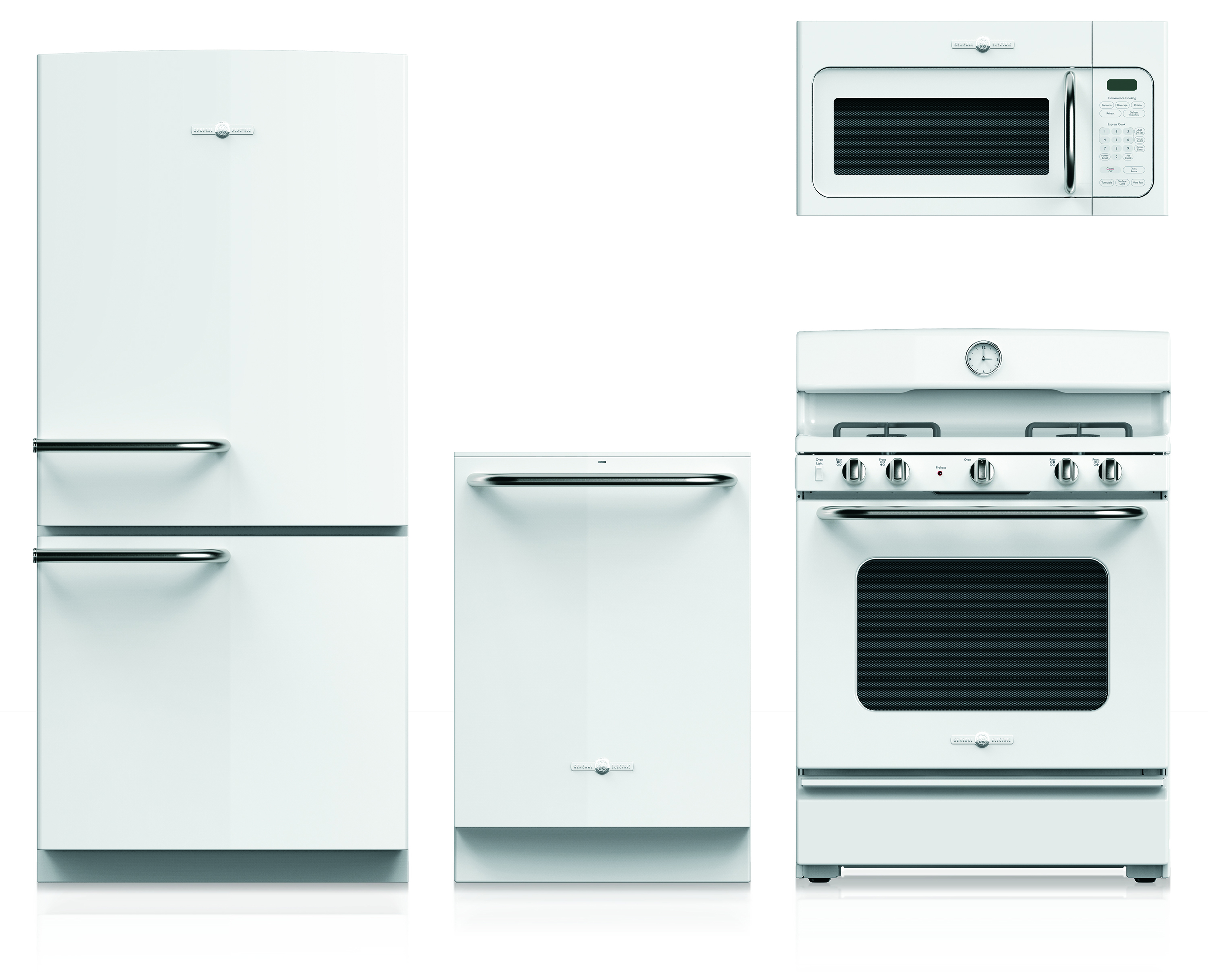 Ge Kitchen Appliances ~ Ge unveils first line of appliances designed by a