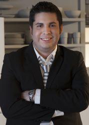 Thomas DeLuna, GE industrial designer