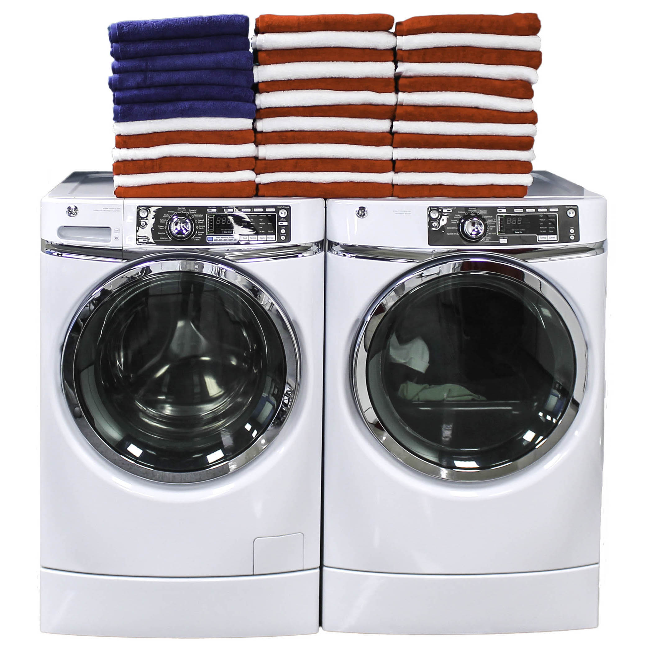 Height Matters Ge S New Ergo Friendly Frontload Washer