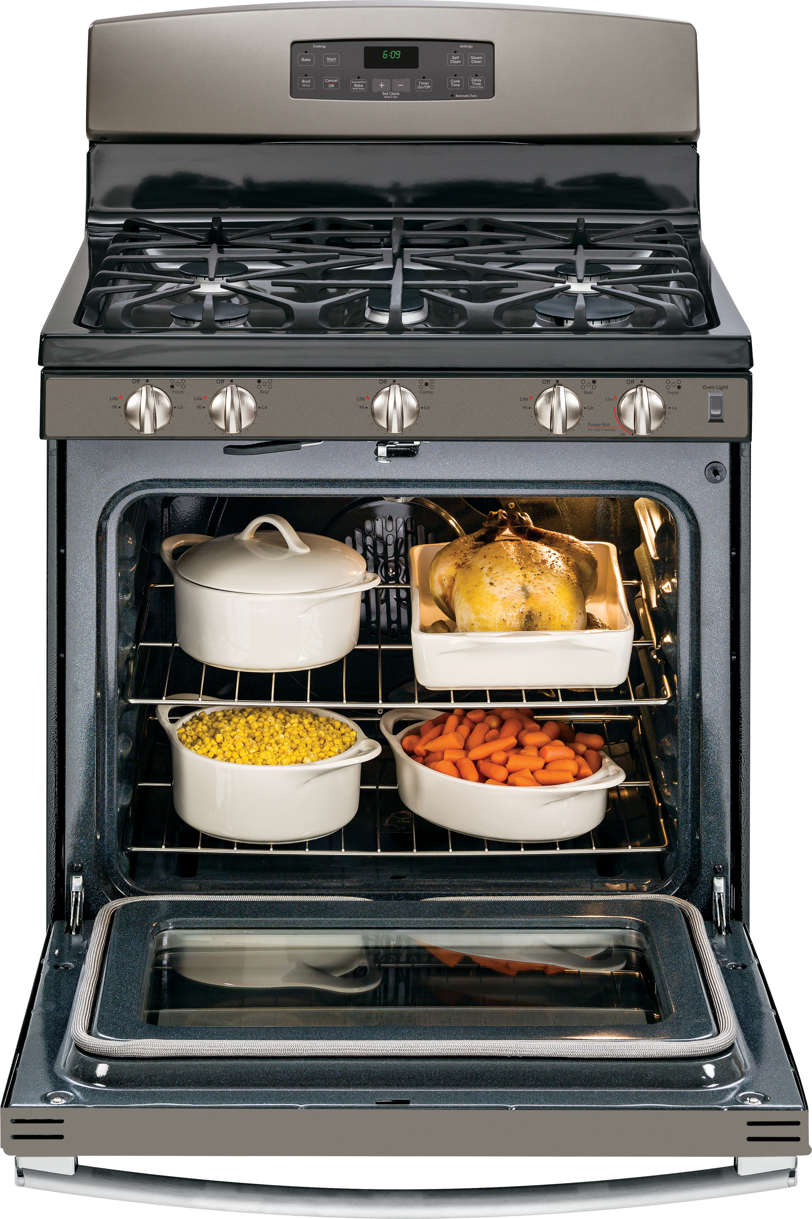 Sleek And Chic Ge Expands Popular Slate Finish To More Appliances Gas Hi Cook