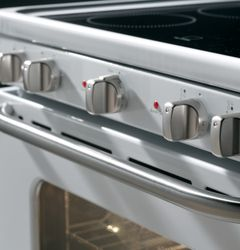 GE Artistry™ Series Freestanding Electric Range (Model ABS45DFWS)