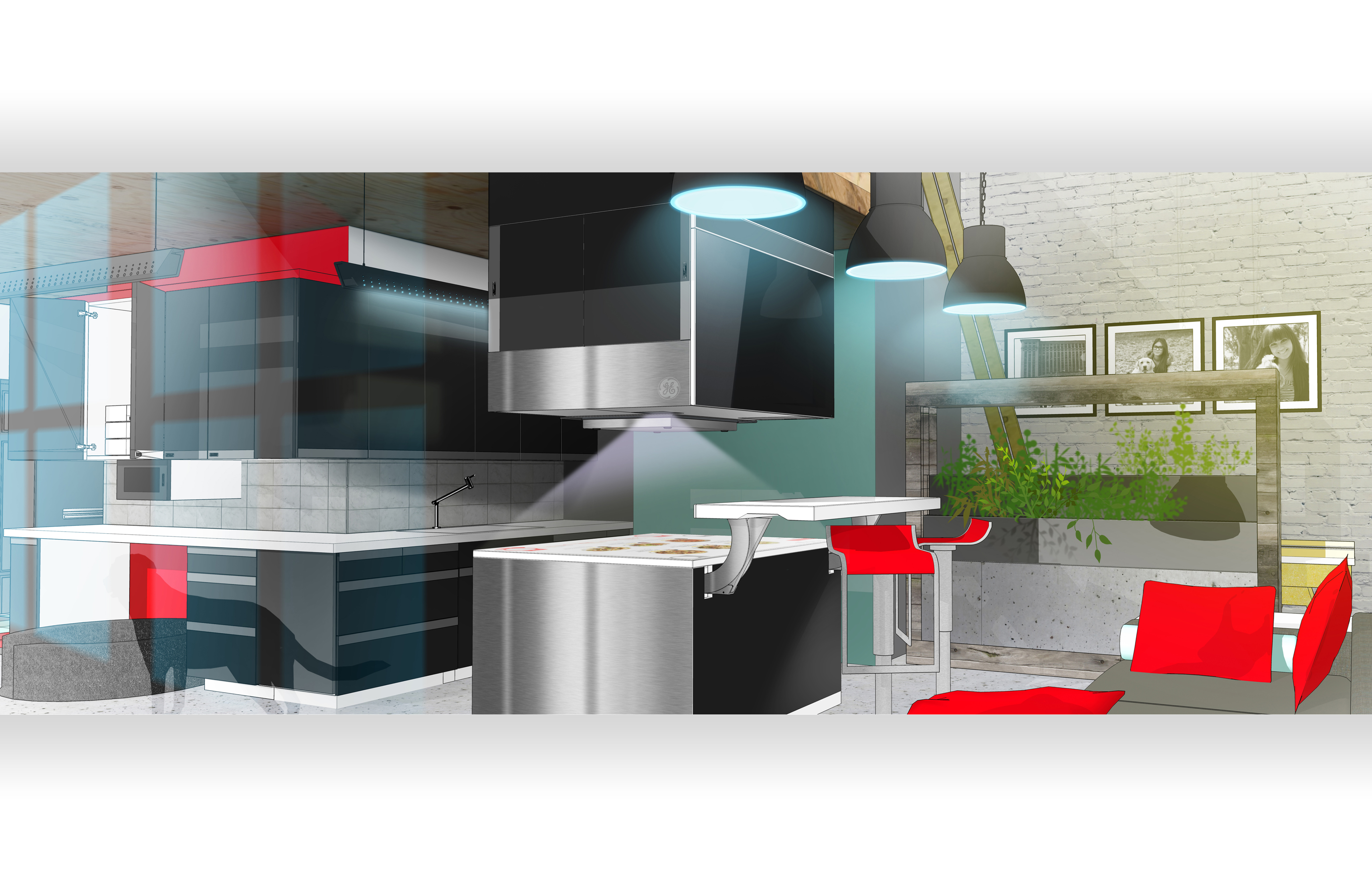 Uncategorized Kitchen Science Appliances what your kitchen will look like in 2050 ge appliances pressroom on the go with ease