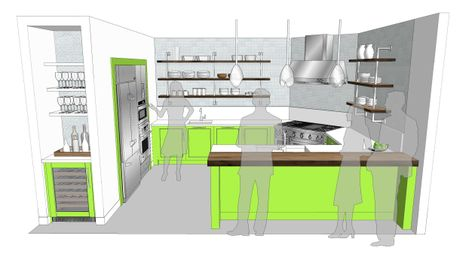 Kitchen Design Competition Interior Brilliant Designorion Decorating Design