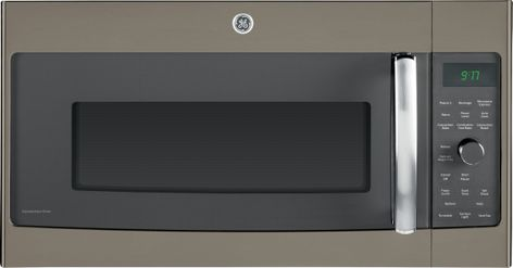Ge Countertop Microwave Slate : GE Appliances and Pfister?, a New Finish is Just the Beginning GE ...