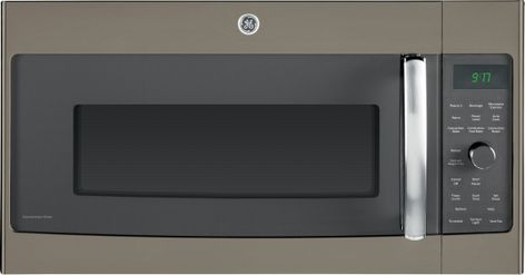 Ge Countertop Microwave Slate : ... GE?s Slate Finish Appliances Blend and Trend GE Appliances