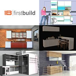 FirstBuild Micro Kitchen Winners