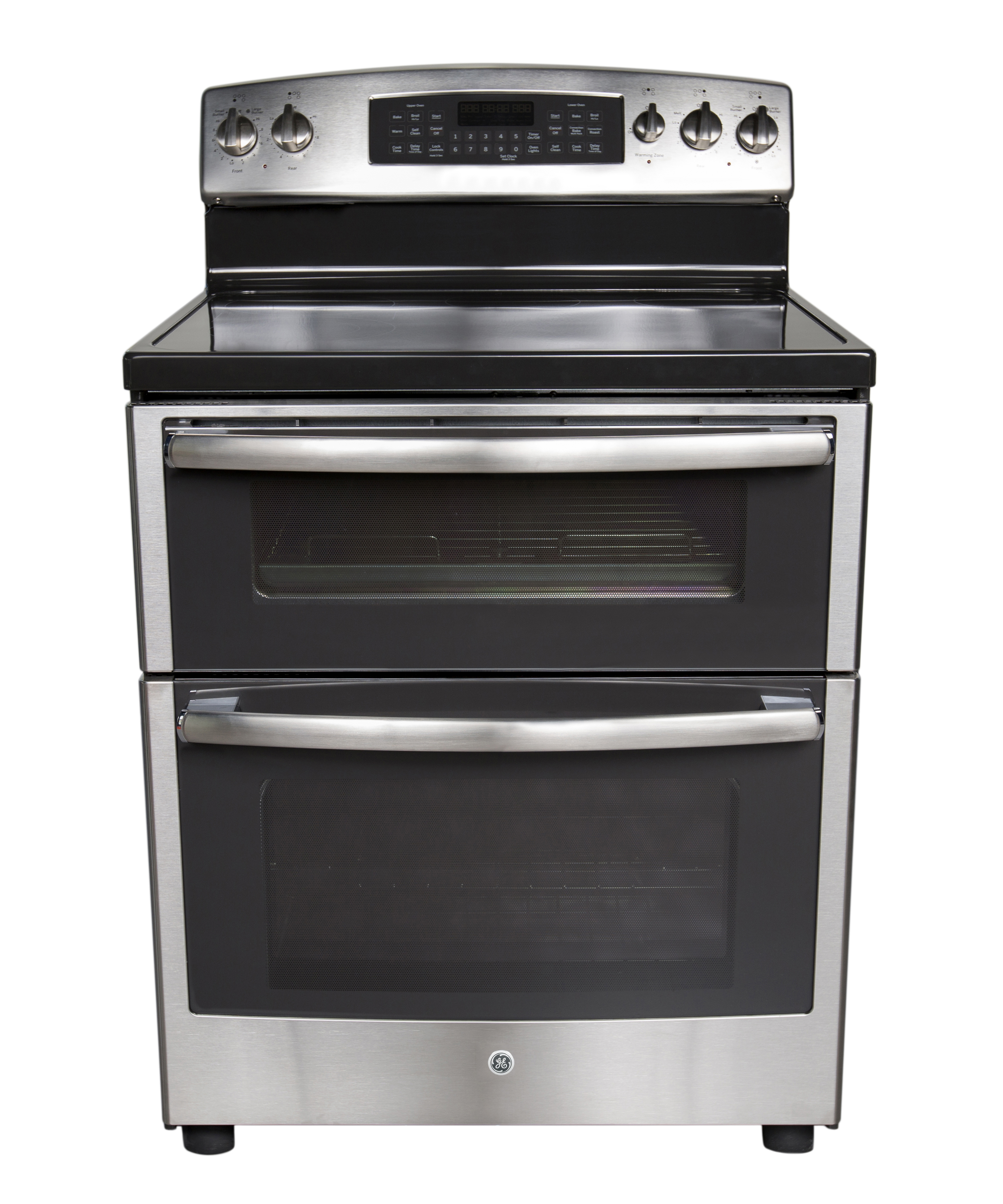 Uncategorized Kitchen Appliances Reviews open sesame ges latest oven door works like a drawer ge easy load drawer