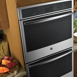 Wi-Fi enabled wall oven
