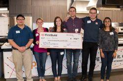 Hackathon winner Cool Beans