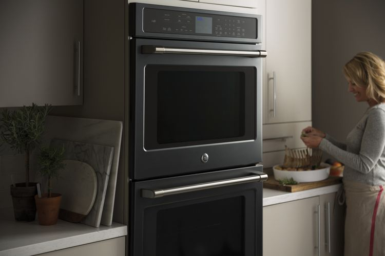 Building On The Success Of The Slate Finish Introduced In 2012, GE  Appliances Is Offering Its New Black Slate Finish Exclusively On Select GE  Café™ Models.