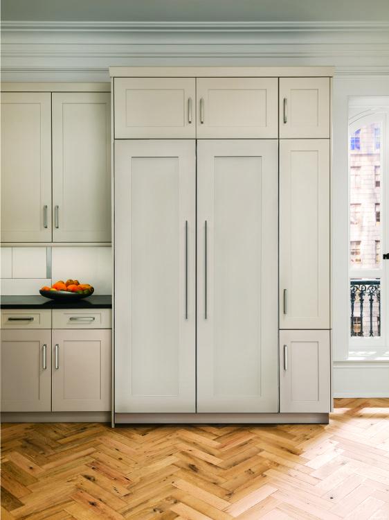 Monogram Column Refrigerator and Freezers