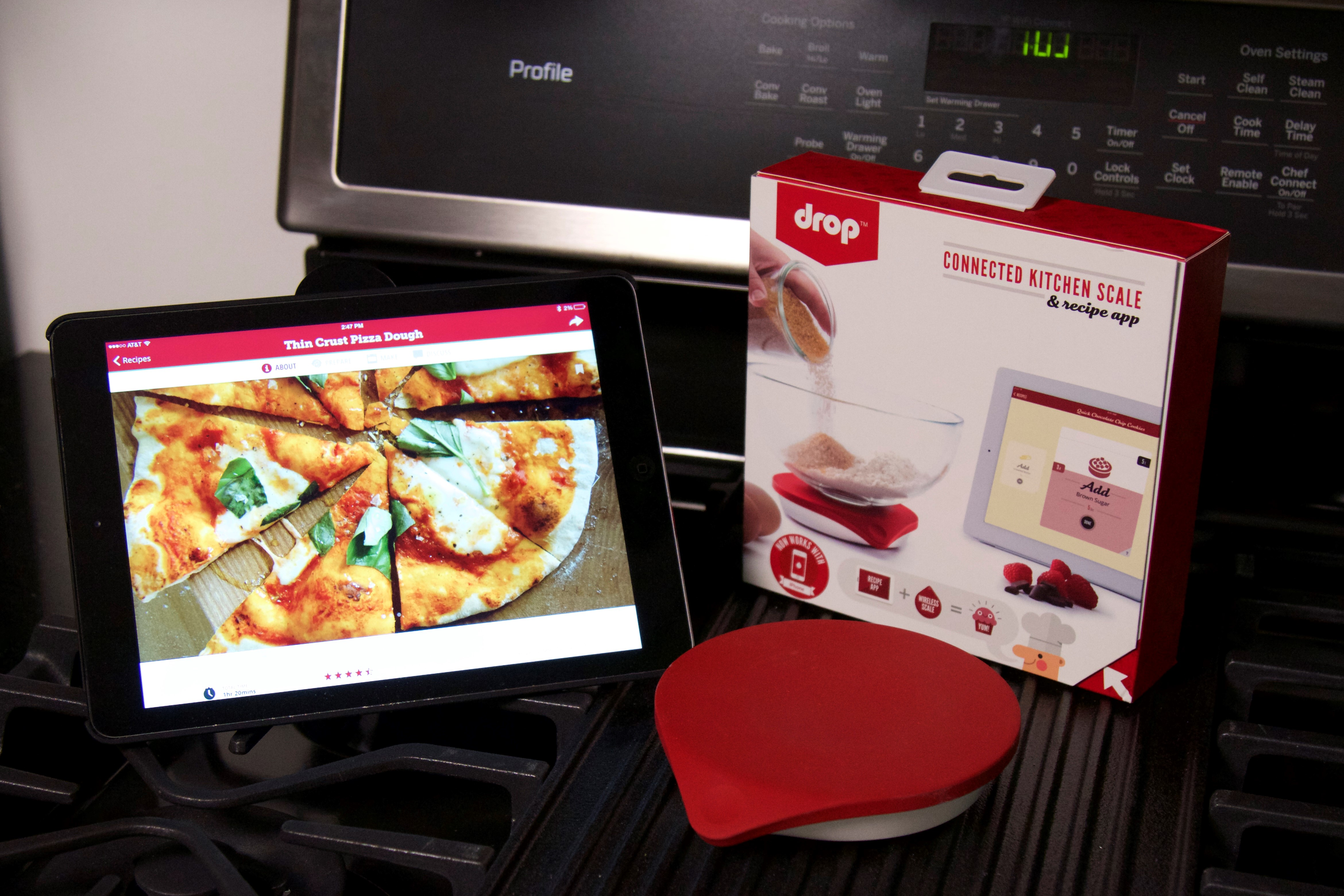 Ge appliances drop heat up the smart kitchen with new partnership video downloads forumfinder Image collections