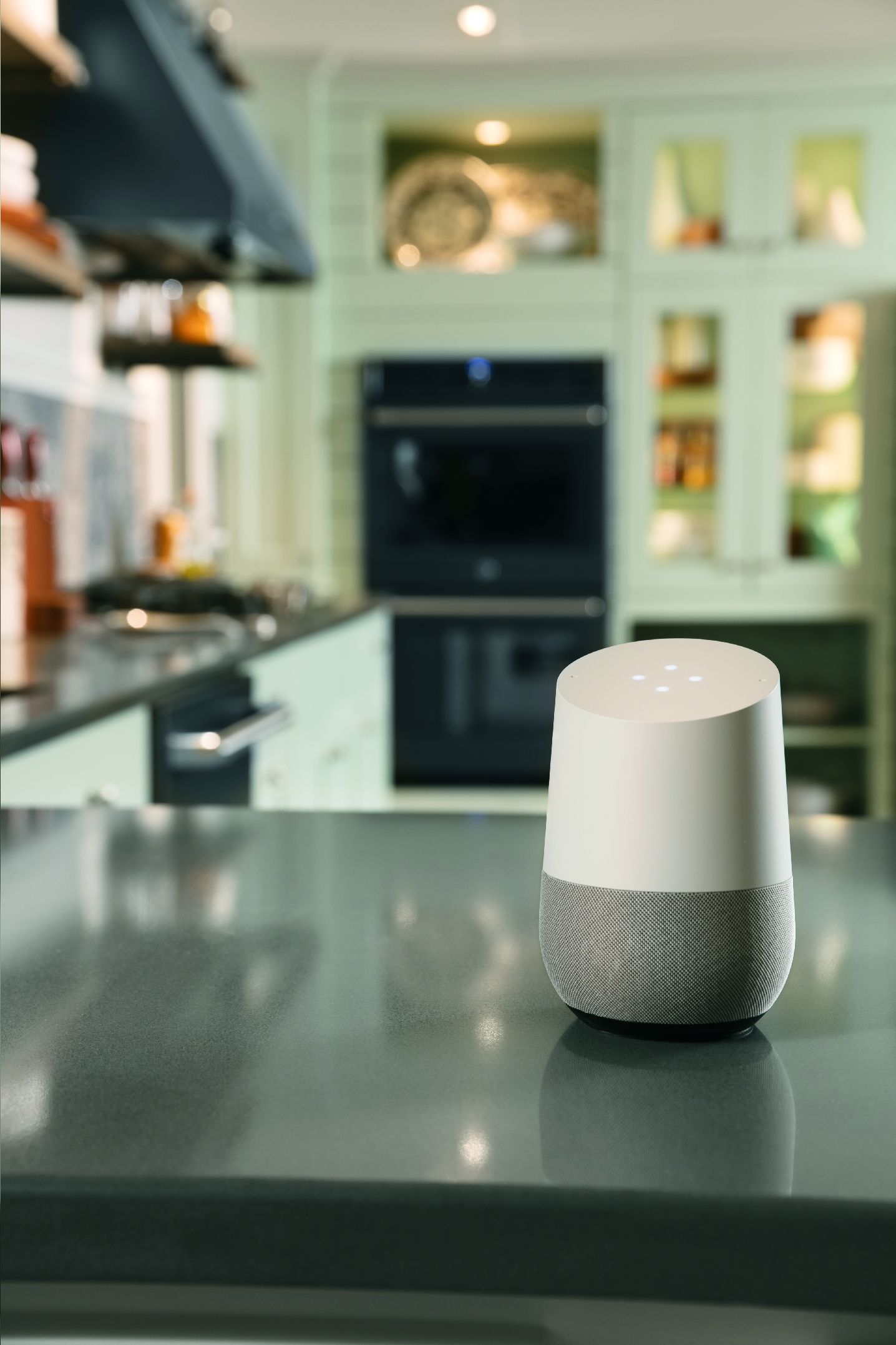 Hey Google, Are My Dishes Clean': GE Appliances Is First