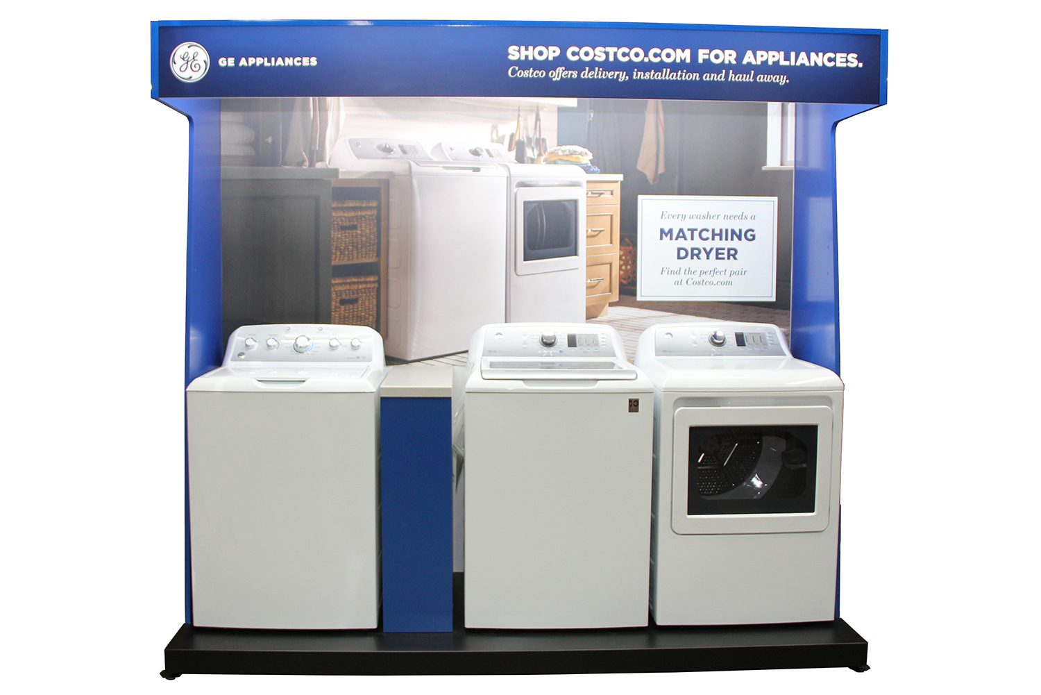 ge appliances laundry and kitchen appliances now sold at costco