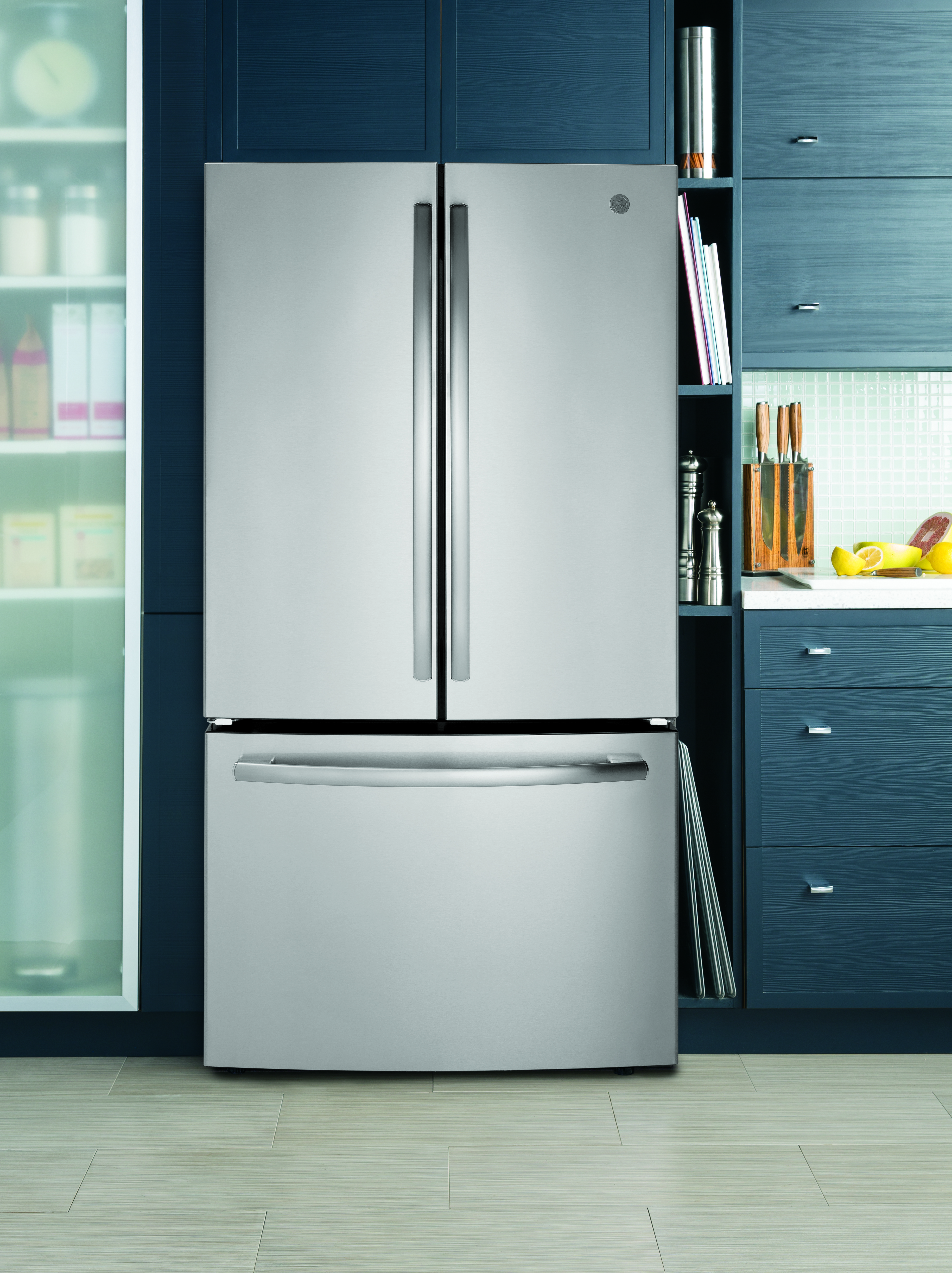 GE Appliances\' New High-Capacity Fridge stretches beyond the ...