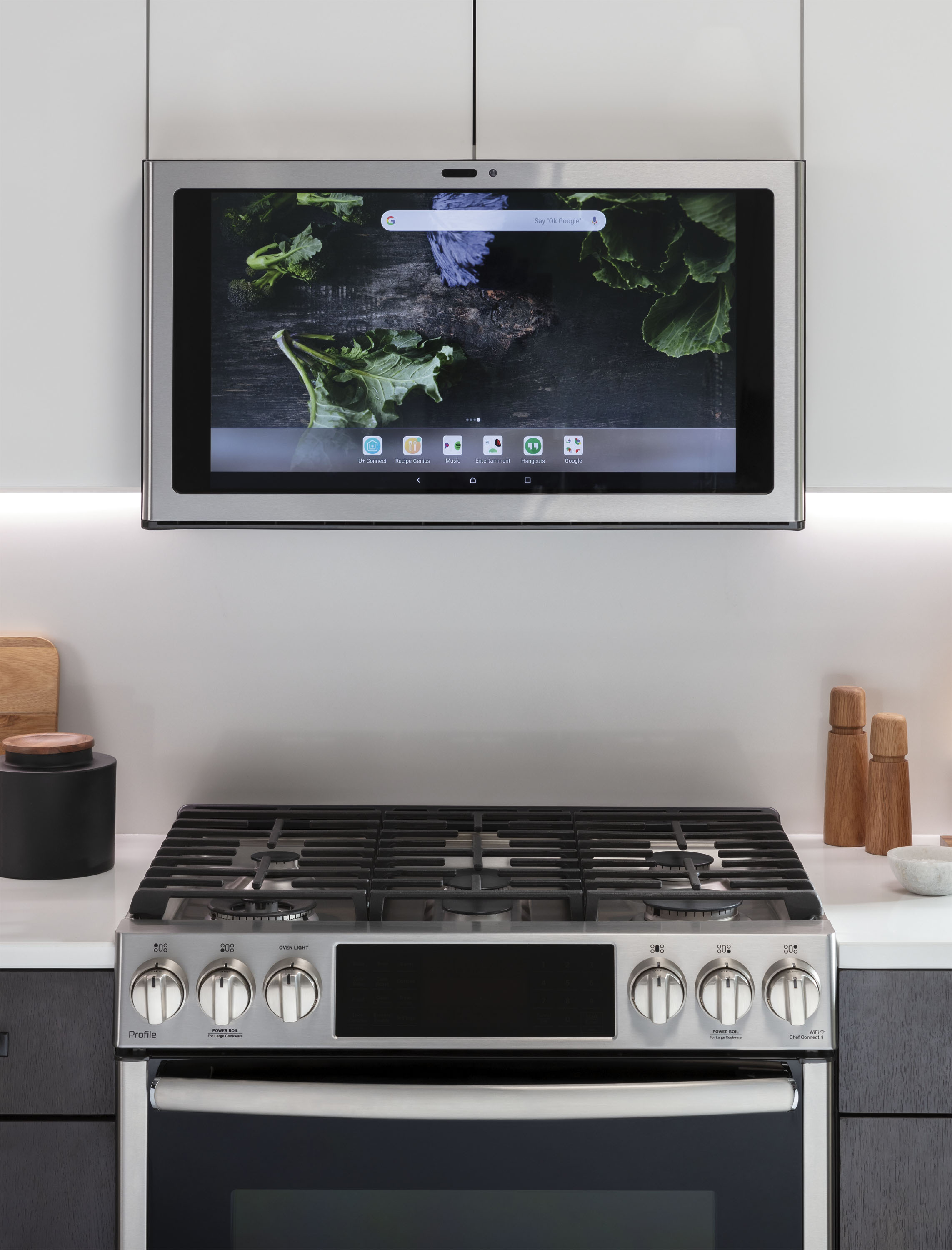 Ge Appliances Reveals The New Heartbeat Of The Connected