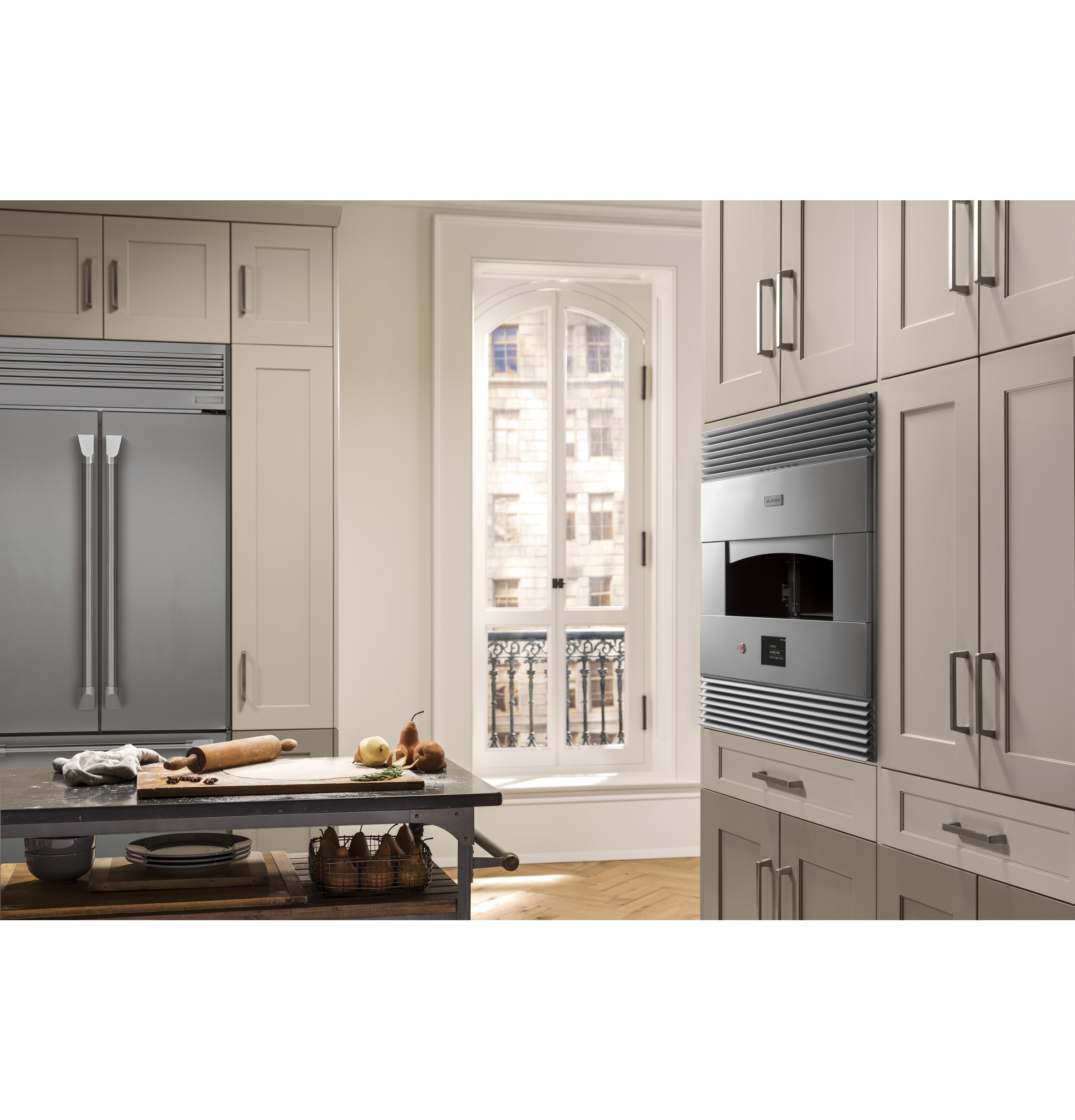 Monogram Hearth Oven Adds Sophisticated Flavor To Luxury