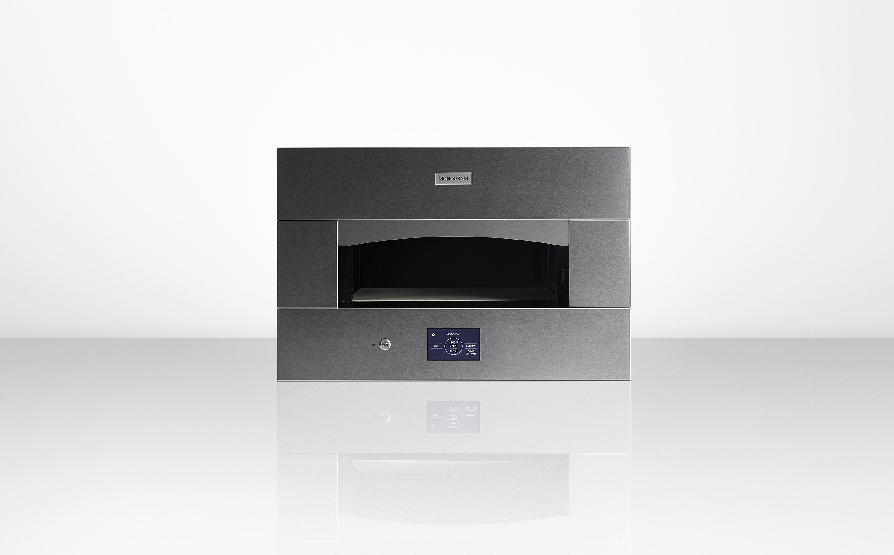 Monogram 174 Hearth Oven Adds Sophisticated Flavor To Luxury