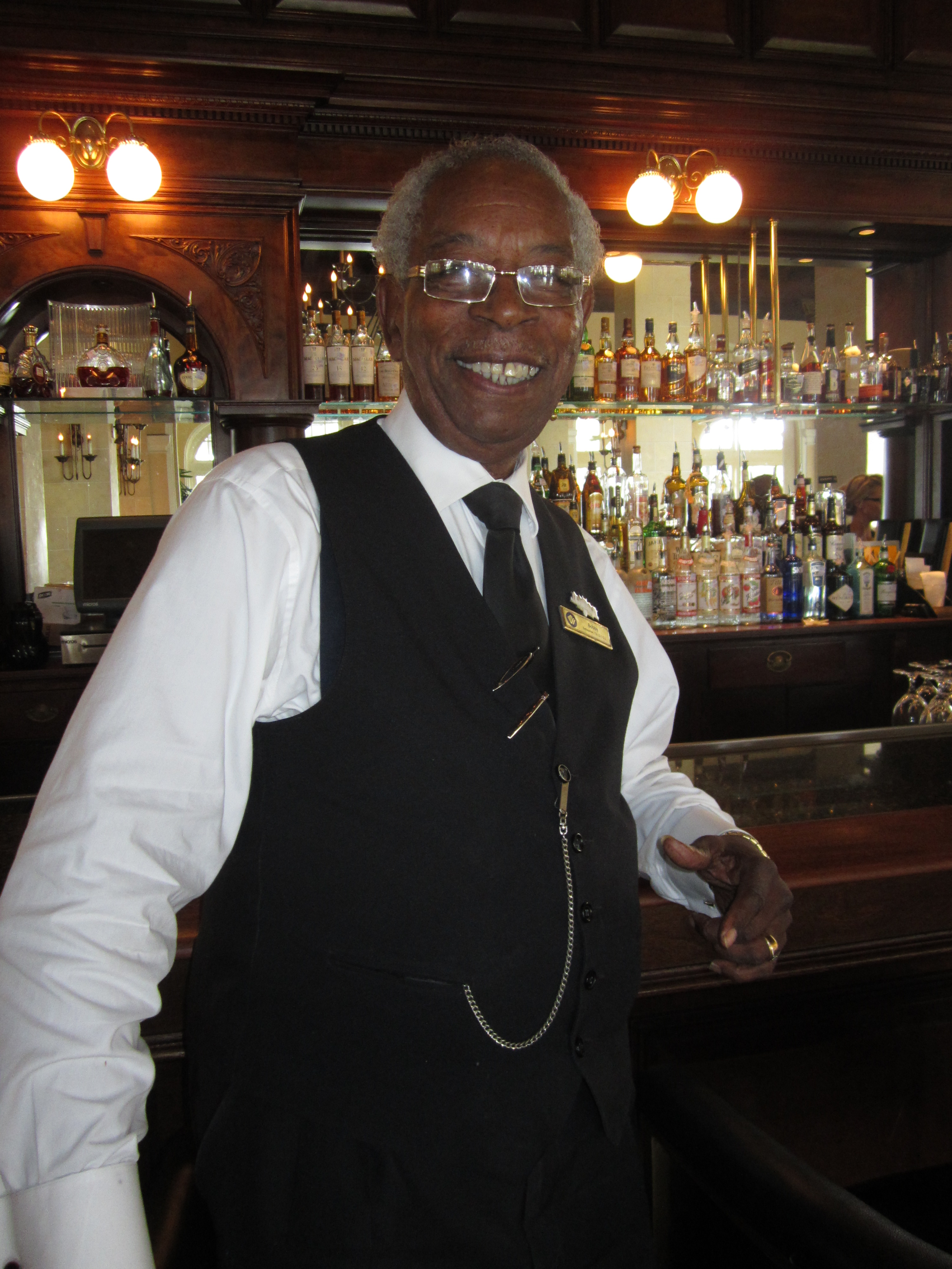 Guest Ambassador Bobby Hilton Adds To Character Of Hotel