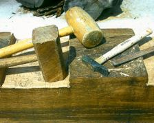 Traditional Shipbuilding Tools
