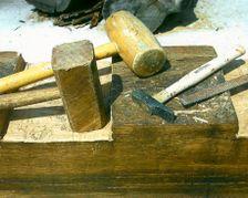 Traditional Shipbuilding Tools