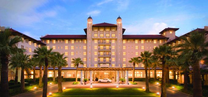Hotel Galvez Exterior