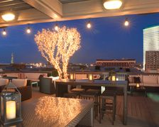 The Rooftop Bar at The Tremont House