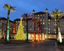 Galveston Holiday Lighting Celebration at Hotel Galvez Nov. 23