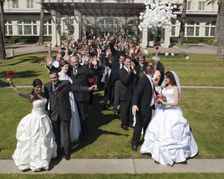 Couples Are Invited to Renew Wedding Vows at Hotel Galvez on June 8