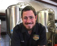Mark Dell'Osso, Owner Galveston Island Brewing
