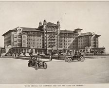 Hotel Galvez - Historic Photos